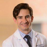 MSK radiation oncologist John Cuaron