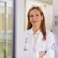 Memorial Sloan Kettering surgeon Daniela Molena