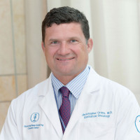 Memorial Sloan Kettering radiation oncologist Christopher Crane