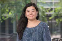 MSK medical oncologist and internist Iris Zhi