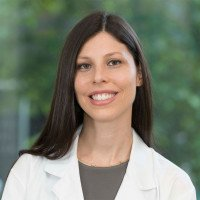 MSK medical oncologist Lara Dunn