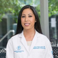 MSK neuro-oncologist Anna Piotrowski