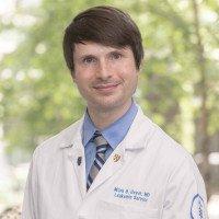 Memorial Sloan Kettering hematologic oncologist Mark Geyer