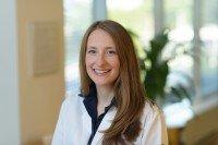 MSK dermatologist Jennifer DeFazio