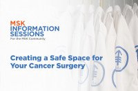 MSK Surgery Infosession