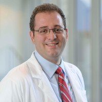 Memorial Sloan Kettering medical oncologist James Harding