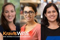 Science Spotlight lecture: Kravis Women in Science Endeavor (WiSE) Fellowship Winners