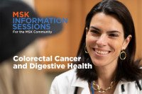 Patient Information Session: Colorectal Cancer and Digestive Health