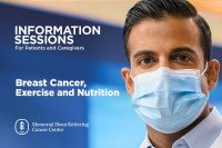 Information Sessions: Breast Cancer Awareness Month