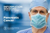 Information Session: Pancreatic Cancer