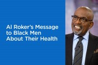 Al Roker's Message to Black Men About Their Health