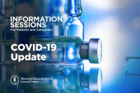 Patient Information Session: COVID-19 Update