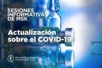 Actualización sobre el COVID-19