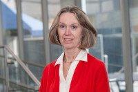 Social worker Karen Hartman