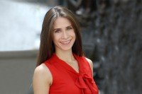 Pictured: Allison Applebaum
