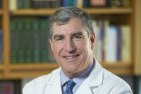 Peter Scardino, Chair of MSK's Department of Surgery and a specialist in the treatment of prostate cancers.