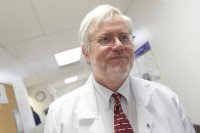 Peter Maslak, MD -- Chief, Hematology Laboratory Service