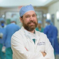Surgeon Garrett Nash