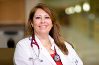 Esperanza B. Papadopoulos, MD -- Clinical Director, Adult Bone Marrow Transplantation Inpatient Unit