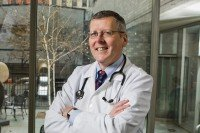 David R. Spriggs, MD -- Head, Division of Solid Tumor Oncology; Winthrop Rockefeller Chair of Medical Oncology