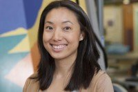 Memorial Sloan Kettering occupational therapist Grace Chen