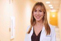 Memorial Sloan Kettering medical oncologist Andrea Cercek