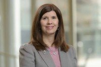 Memorial Sloan Kettering medical oncologist Louise Ligresti