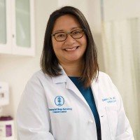 Memorial Sloan Kettering medical oncologist Connie Lee Batlevi