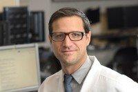 Memorial Sloan Kettering radiologist Christopher Riedl