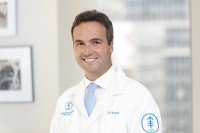 Memorial Sloan Kettering medical oncologist Robert Daly