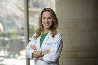 MSK radiologist Nicole Saphier