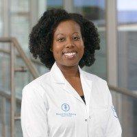 Memorial Sloan Kettering radiologist Yolanda Bryce