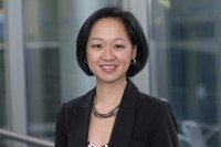 Memorial Sloan Kettering medical oncologist and breast cancer expert Serena Wong
