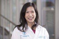 Memorial Sloan Kettering radiologist Kristin Belen