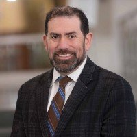 Memorial Sloan Kettering medical oncologist Luis Diaz
