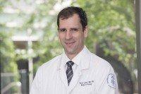 Memorial Sloan Kettering medical oncologist Scott James