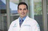 Memorial Sloan Kettering hematologic oncologist Oscar Lahoud