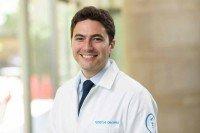 Memorial Sloan Kettering radiation oncologist Daniel Gorovets