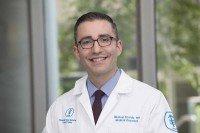 Memorial Sloan Kettering medical oncologist & hematologist Michael Scordo