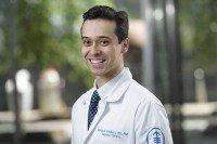 Memorial Sloan Kettering hematologic oncologist Aaron Goldberg