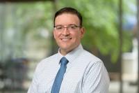 Memorial Sloan Kettering medical oncologist Justin Taylor
