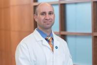 Memorial Sloan Kettering pathologist Darren Buonocore