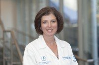 Memorial Sloan Kettering radiologist Viktoriya Paroder