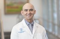 Memorial Sloan Kettering radiologist Reza Fardanesh