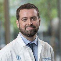 Memorial Sloan Kettering medical oncologist Deaglan McHugh