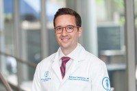 Memorial Sloan Kettering neuroradiologist Nathaniel Swinburne