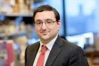 Memorial Sloan Kettering medical oncologist Michael Offin