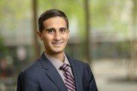 Memorial Sloan Kettering radiation oncologist Daniel Gomez