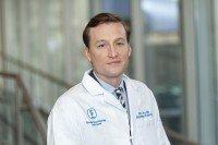 Memorial Sloan Kettering nuclear medicine physician Rick Wray
