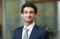 Memorial Sloan Kettering Cancer Center pathologist Jamal Benhamida